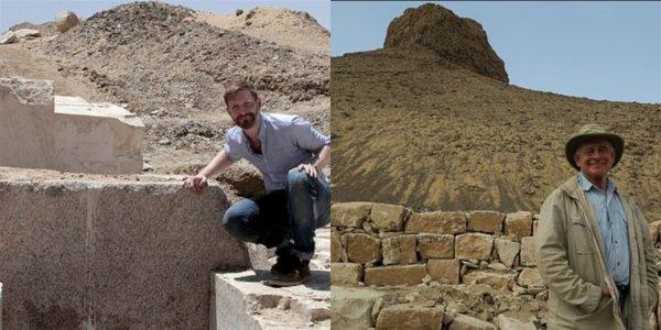 Лик принцессы Нибиру найден в Египте: Археологи удивили бюстом 4000-летней мумии