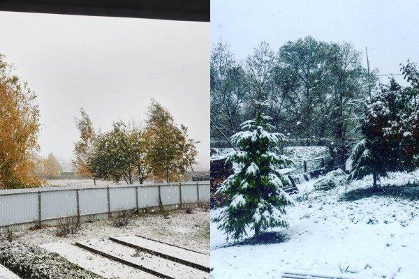 Низко летают НЛО – к снегопаду: В Москве из-за пришельцев начался погодный апокалипсис
