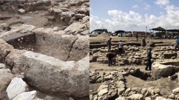 В Израиле найден город Нибиру – Ядерная война уничтожила пришельцев