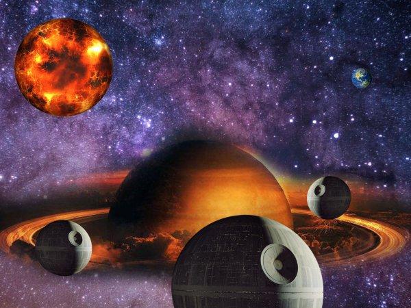 Нибиру захватила Сатурн: Планета X готовится к вторжению на Землю