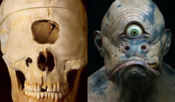 Смертельный знак: Циклопы жили до людей на Земле – эксперт