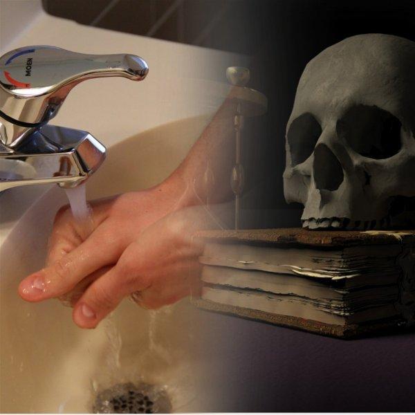 Не плоди чертей: Названы последствия встряхивания мокрых рук