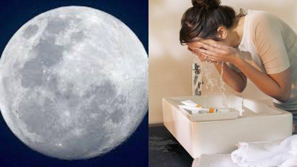 Светило очищающее: Лунный ритуал поможет сбросить весь негатив