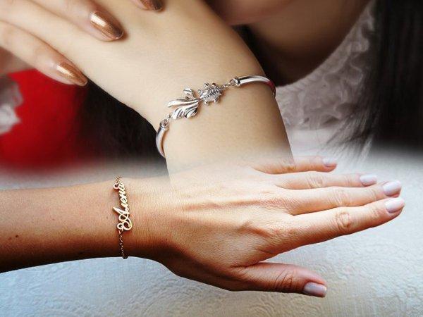 Серебро от зла, золото на здоровье: Какие браслеты лучше носить женщинам