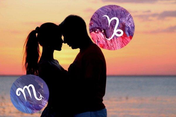 Любовная пара года. Козерог и Скорпион обладают лучшей совместимостью — астролог