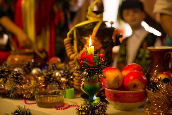 Обряд на Рождество. Эзотерик рассказал о том, как вычислить удачу