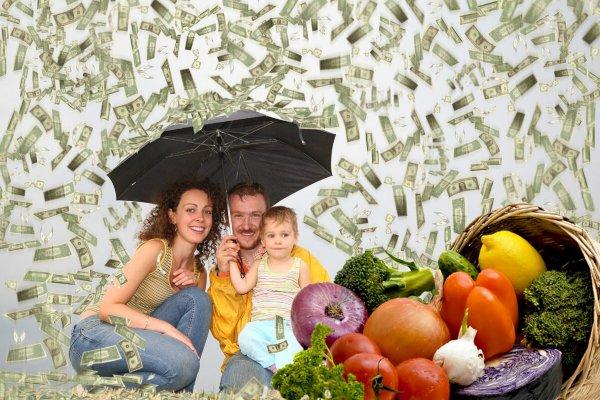 Магия овощей: Какие продукты принесут в дом достаток?