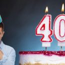 День рождения – грустный праздник. Почему не стоит отмечать 40 лет – эксперт