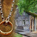 Как избавить дом от бед? Кольцо на цепочке вернёт счастье в квартиру