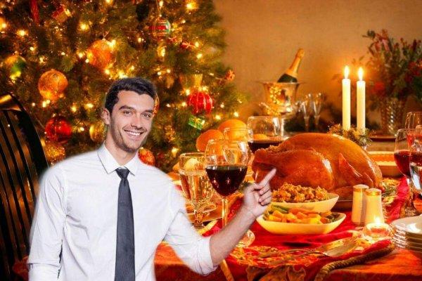 Блюдо не доел — в несчастье засел. Эксперт рассказал, чего не стоит делать на Рождество