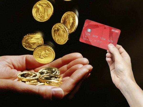 Оберег из банковской карты: Обряд на прибыль показал эзотерик