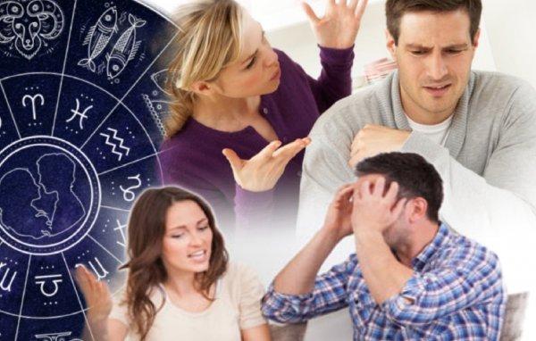 Вечные скандалисты: Назван ТОП-5 самых «тяжёлых» знаков Зодиака