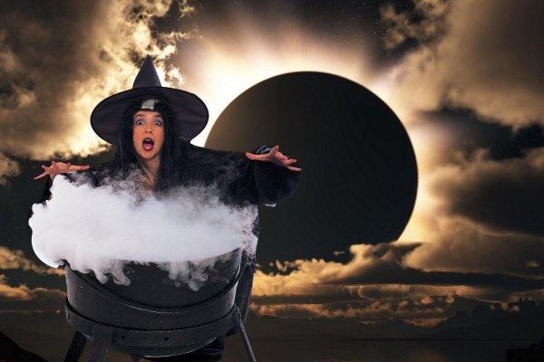 Только раз в 250 лет: Ритуал на Чёрную Луну исправит судьбу