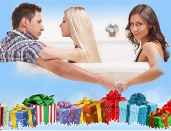 «Чёрная» зависть: Что подарить подруге, чтобы сохранить любовь в своих отношениях