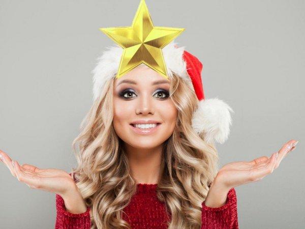Сиять, как звезда на елке. Как стать привлекательной в новом году — медиум