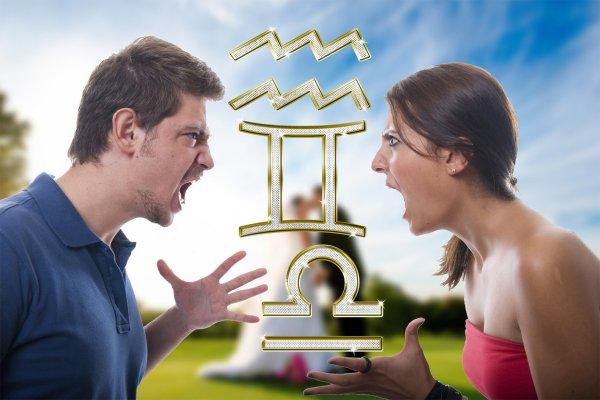 Не муж, а горе луковое: Какие Зодиаки чаще всего разводятся и почему