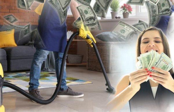 Энергия грязи: Как уборка влияет на благосостояние?