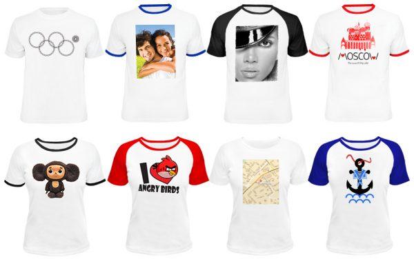 Качественная печать на футболках от компании «Море вышивки»