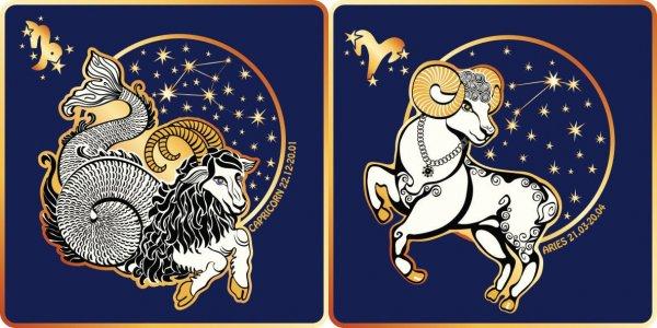 Бодаются, но не любятся: Как «не сточить рога» друг об друга Овну и Козерогу, рассказал астролог