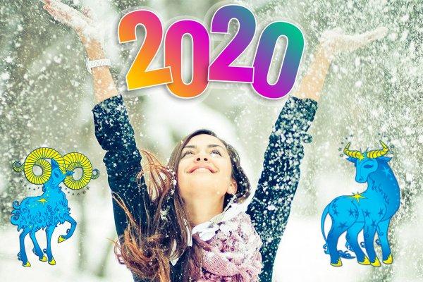 Счастливчики года: Гороскоп кармы для Овнов и Тельцов на 2020 год