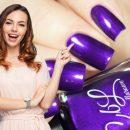 Фиолетовый маникюр: Какую тайну скрывает цвет?