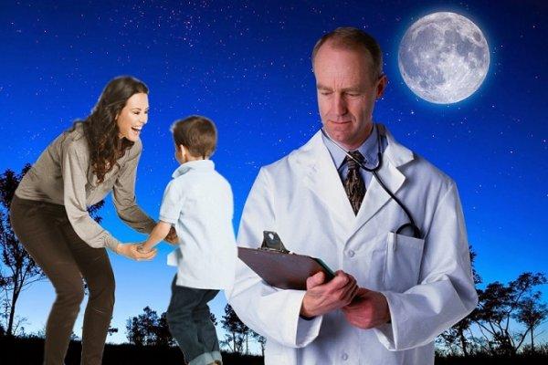 Избранный Луной. Рожденные в каких месяцах могут лечить людей и себя?