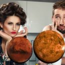 Муж и жена - Венера и Марс: Какие отношения ждут людей с этими планетами