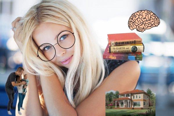 «Блондинка то оказалась интеллектуалом» — эзотерики разоблачили массовые заблуждения