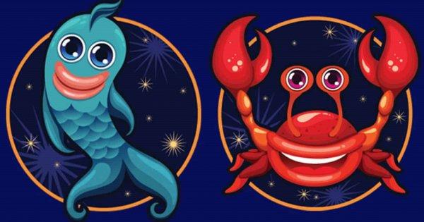 Задыхаясь от нежности: Лучшую пару для Рыб назвал астролог