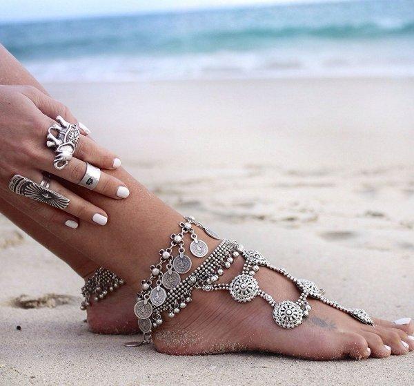 Магнит для мужчин — Зачем женщинам носить серебро?