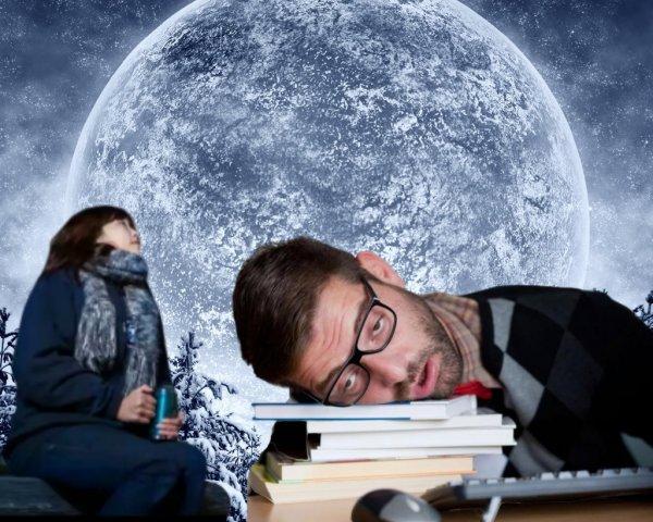 Силы на исходе: Как уберечь здоровье от «зимней» Луны