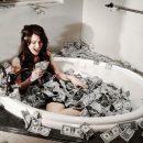 Ванна полная налички: Как 19 февраля не упустить сон предвещающий богатство