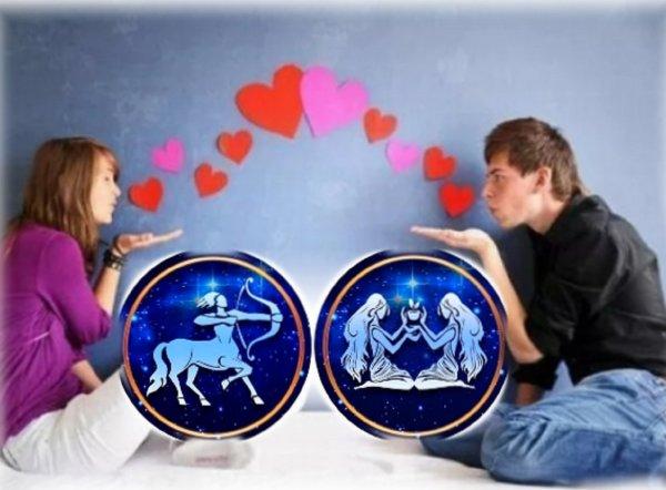 Амур плевал на гороскоп: Как Стрельцам влюбить Близнецов к 23 февраля
