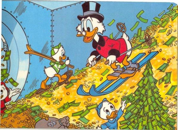 Прыгнуть в бассейн денег:  Как Рыбам и Ракам не упустить шанс разбогатеть в марте — астролог