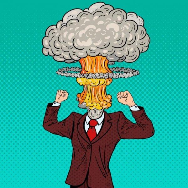 Ядерная реакция в организме: Как Овну не испортить себе жизнь гневом - эксперт