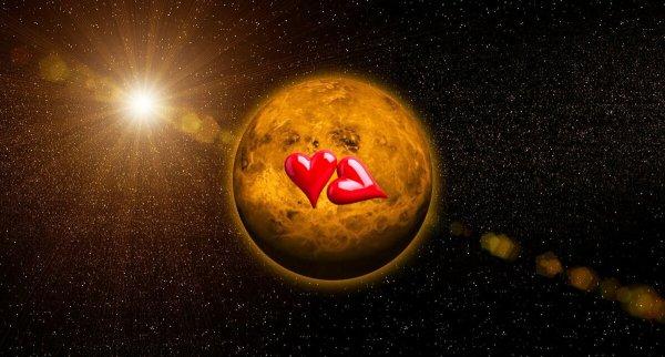 Покровительница Венера подарила любовь. Астрологи рассказали о внезапных приливах любви у трёх знаков