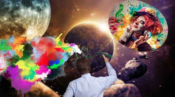 Совет дня: Творческим людям пора разукрасить серые будни