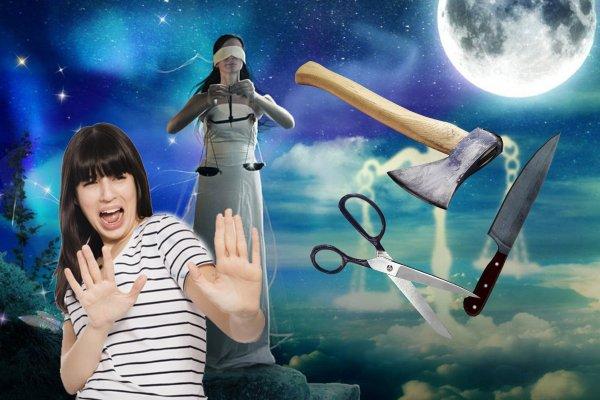 Тупой нож лучше острого: Какую опасность таит Луна в Весах?