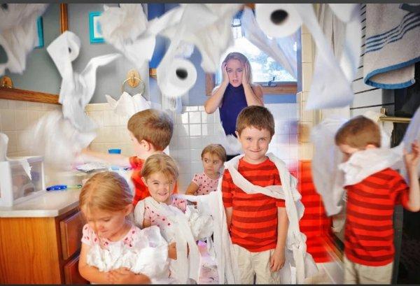 День «непоседы» - Чем занять ребёнка при «травматичной» Луне