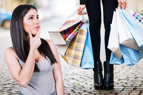 Внезапный шоппинг: В понедельник стоит обновить гардероб