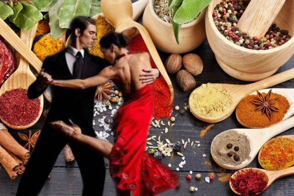 Больше специй — меньше страсти: Соль и перец «потушат» любовь