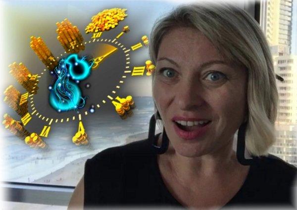 Золотое время Водолея: Анжела Перл назвала Зодиак фаворита апреля