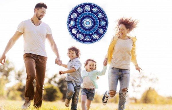 Пряник без кнута: Советы астролога родителям на 4 апреля