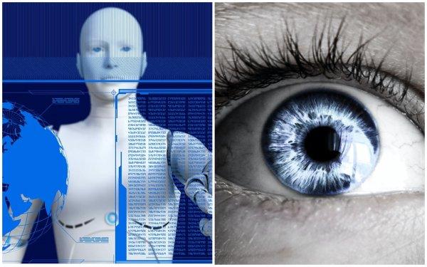 Создан бионический глаз, позволяющий видеть в темноте
