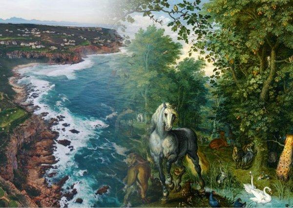 В ЮАР нашли предполагаемый прообраз Эдемского Сада