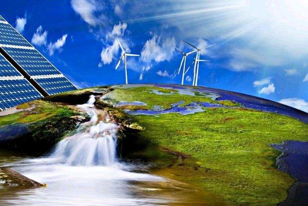 Немецкий супермодуль будет вырабатывать энергию от волн, ветра и солнца одновременно