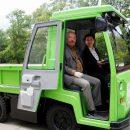 В Севастополе разрабатывают электромобиль на солнечных батареях