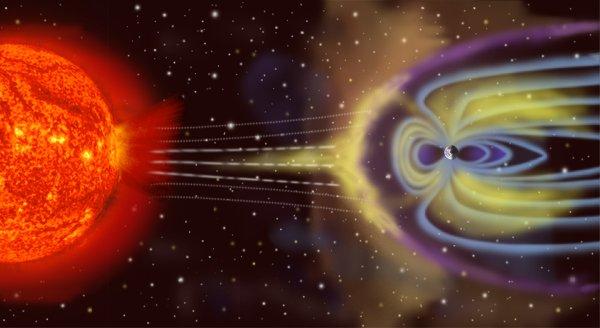 Новая вспышка на Солнце приведёт к увеличению магнитных бурь