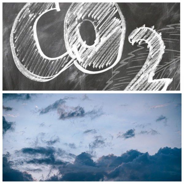 Концентрация углекислого газа стала рекордной за последние 23 миллиона лет