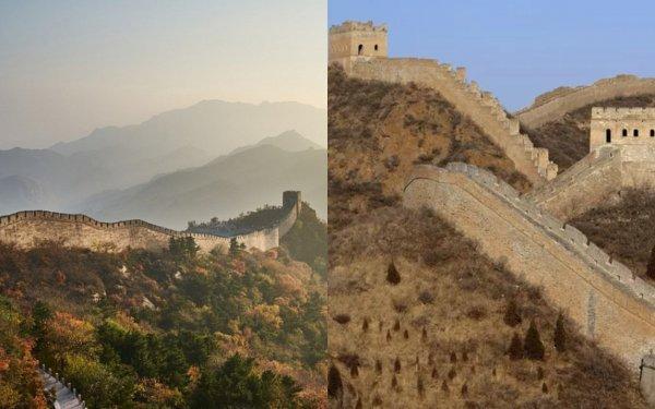 Археолог: Великая китайская стена контролировала популяцию